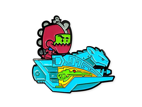 MikeDie Collab: Trap Jaw Classic