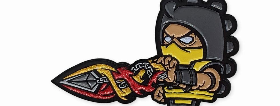Pinnuendo Collab: Scorpion