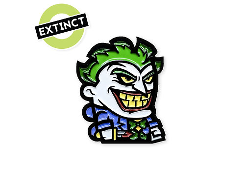 The Pin Wizard Collab: Joker