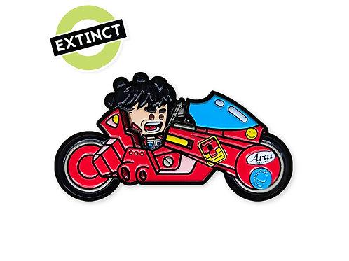MikeDie Collab: Kaneda & Bike