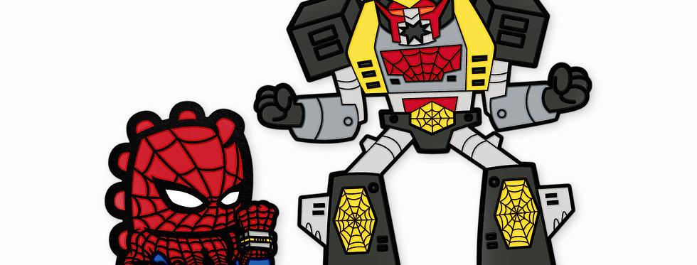 Spider-min and Bott