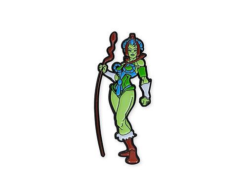 Warrior Goddess Shiva