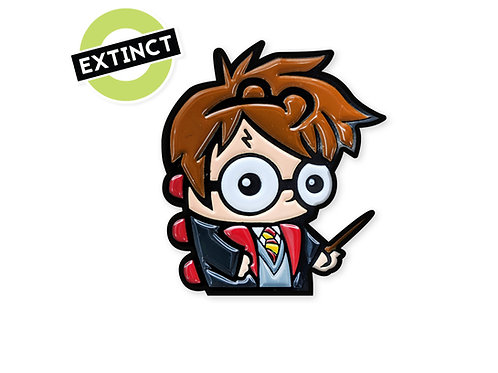 Toy Art Collab: Harry Pottersaurus