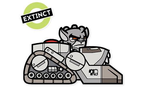 MikeDie Collab: Thunder Tank & Panthro