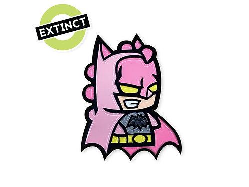 Series 02: BatDino Pink