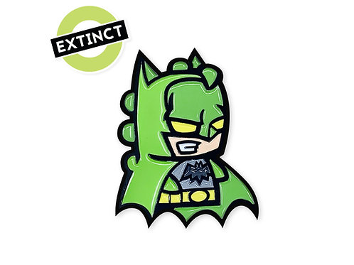 Series 02: BatDino Green