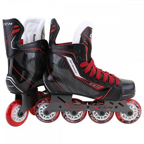CCM JetSpeed 280 Junior Roller Hockey Skates