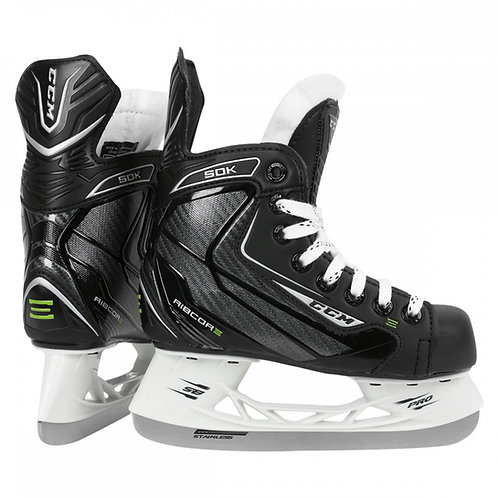 CCM RibCor 50K Pump Youth Ice Hockey Skates