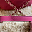 Thumbnail: Hot Pink Designer Leather Puff Purse In-Style Hot Summer Colors!