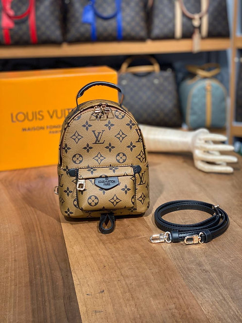 Louis Vuitton Travel Backpack Small