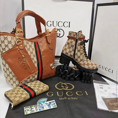 Collection Set Boots, Purse and Wallet in 9 Style Choices