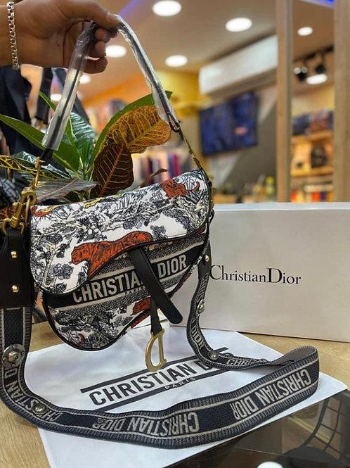 Designer Saddle Bag Purse in 9 Colors