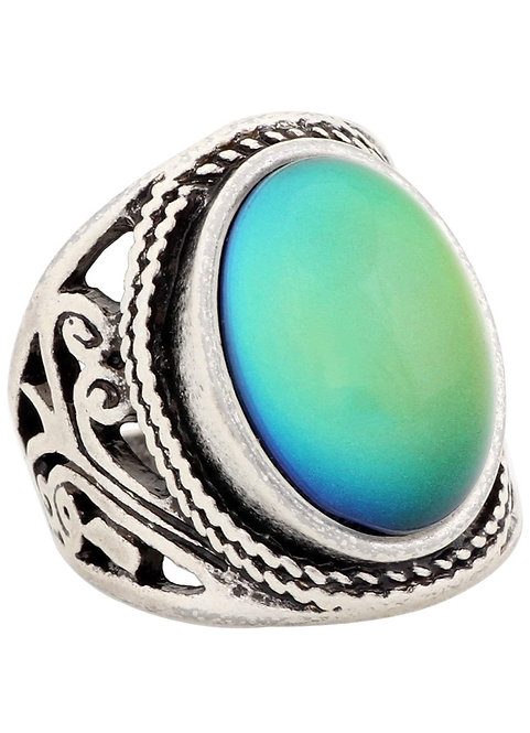 Mojo Magic Mood Rings Sterling Silver
