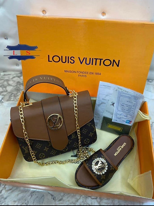 Summer Collection Clutch and Matching Sandals in 4 Colors