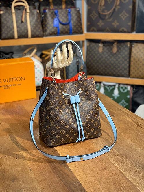 Louis Vuitton Summer Hobo Purse