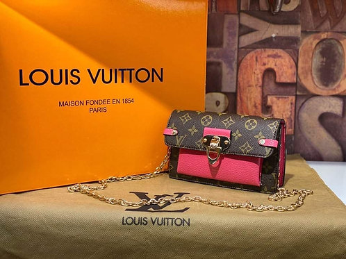 Summer Collection Designer Clutch Crossbody Purse in 5 Colors