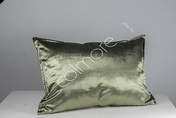 Cushion Velvet Soft Green