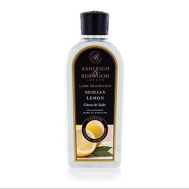 Sicilian Lemon 250ml Lamp Oil