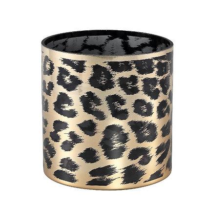 Cheetah windlicht L