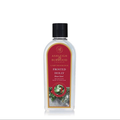 Frosted Holly 500ml Lamp Oil