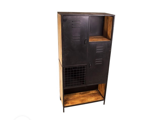 Industrial Locker Cabinet