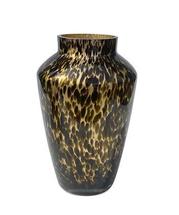 Cheetah Vase Gold Edition