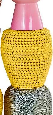 Stool geel