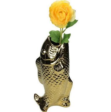 Vis vaas goud