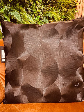 Cushion Black 3D effect