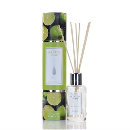 Lime & Basil 150ml Reed Diffuser