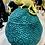 Thumbnail: Voorraadpot Kameleon petrol