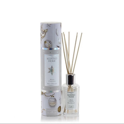 White Christmas 150ml Reed Diffuser
