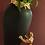 Thumbnail: Superhero vaas zwart goud large