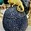 Thumbnail: Voorraadpot Kameleon zwart