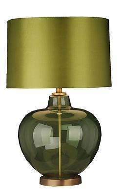 Lamp siciliano glas incl kap XL