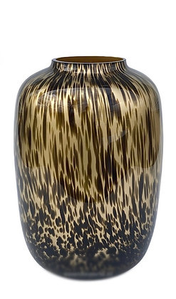 Cheetah Vase Gold Edition XL
