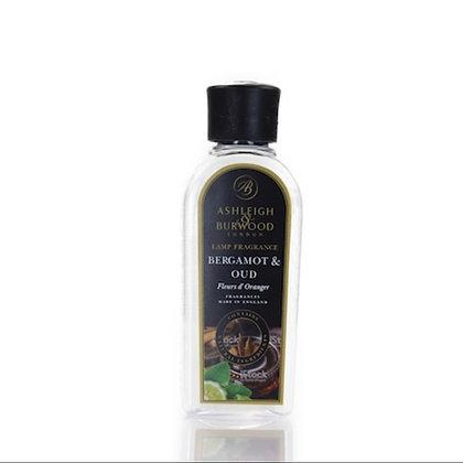 Bergamot & Oud 250ml Lampe Oil