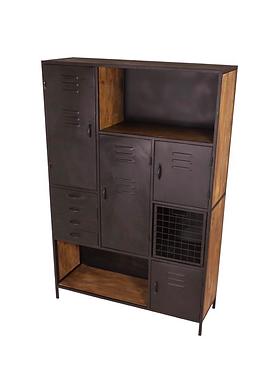 Industrial Locker Cabinet XL