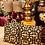 Thumbnail: Kussen gold black