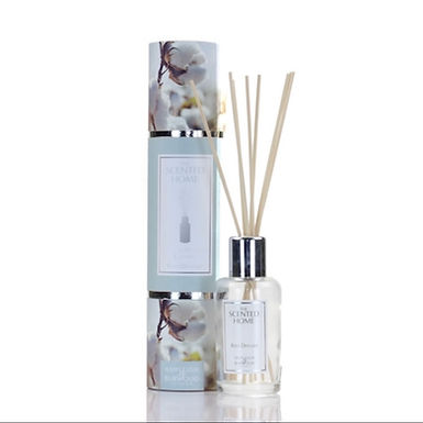 Soft Cotton 150ml Reed Diffuser