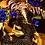 Thumbnail: Lizard vaas zwart