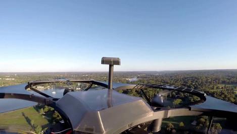 FreeBird One 3-mile Autonomous Flight