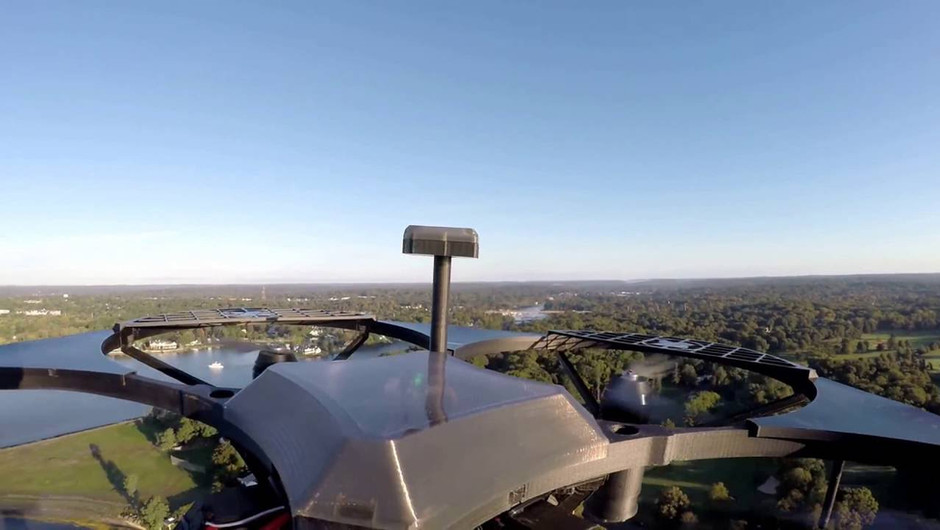 FreeBird One 3-mile Autonomous Flight