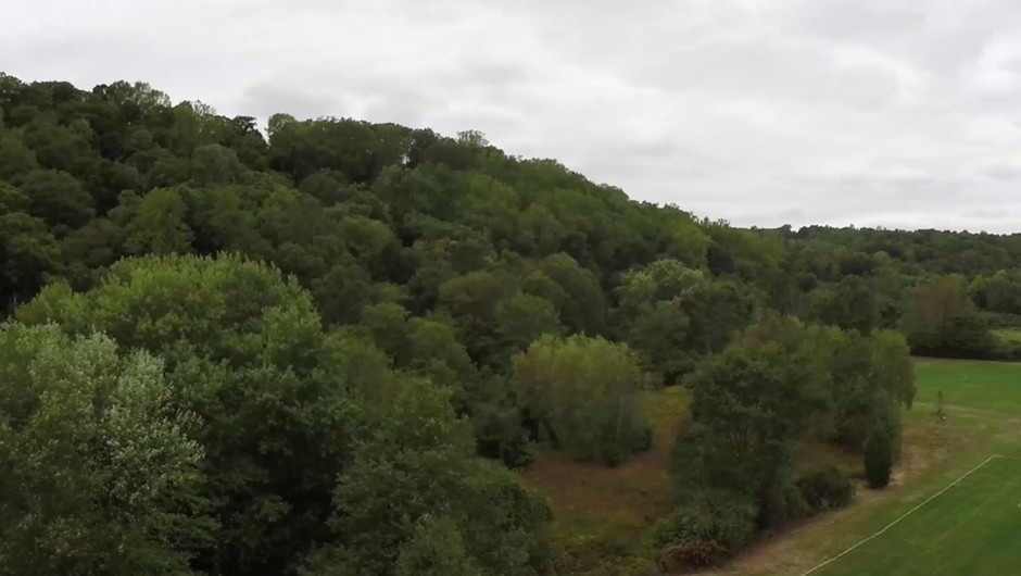 FreeBird One Demonstrates Smooth, Stable FPV GoPro Video