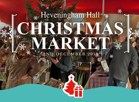 Heveningham Hall Christmas Market
