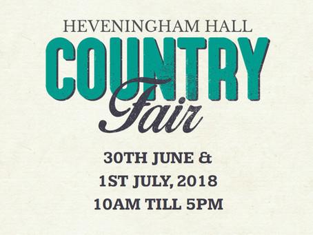 Heveningham Hall Fair