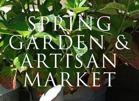Glemham Hall Spring Garden and Artisan Market