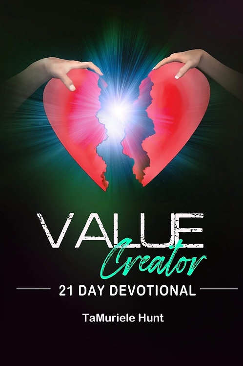Value Creator: 21 Day Devotional