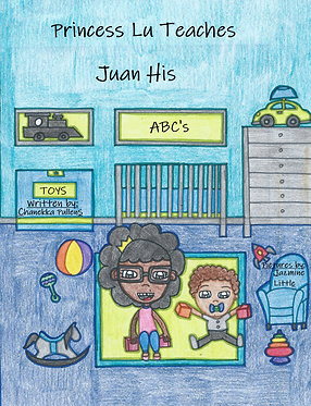 """Princess Lu Teaches Juan His ABC's"" Ebook"