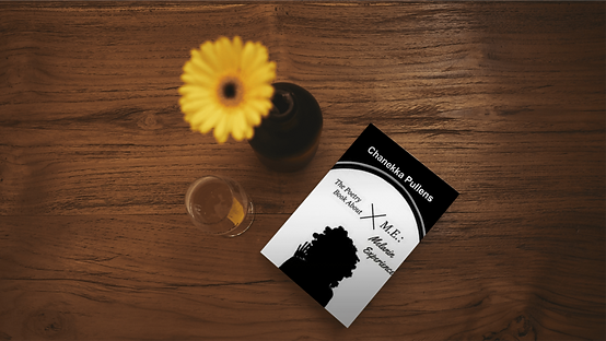 The Poetry Book About M.E.: Melanin Expe
